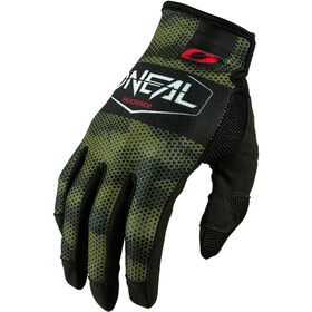 O'Neal Mayhem Handschuhe Crackle covert-black/green
